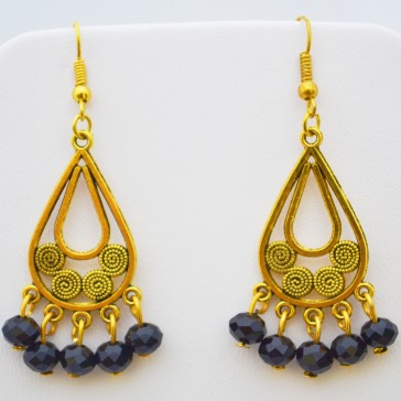 NEW****Egyptian Nights Earrings