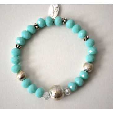NEW****Serenity Blue Crystal Bracelet