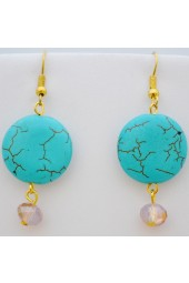 NEW****Classy Blue Earrings