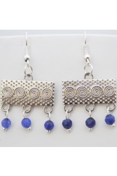 NEW****True Blue Earrings