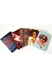 Hardcover Notebooks - Journals in Colorful Designs made in Egypt!