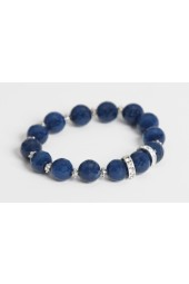 Clearance Sale*** - 50% of original price of $28 -Royalty Blue Bracelet
